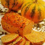Integralni kruh s bučinim sjemenkama