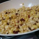 Dizana savijača s jabukom i brusnicom