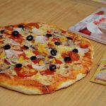 Lagana pizza sa povrćem