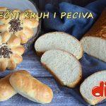 Mliječni kruh i peciva (lizike, cvjetovi)