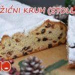 Božićni kruh (Stollen)