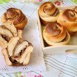 muffin ružice s orasima i pekmezom